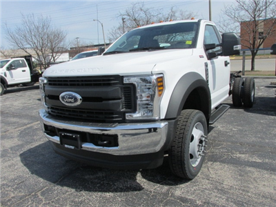 2018 F-550 Regular Cab DRW 4x4,  Cab Chassis #4793 - photo 1