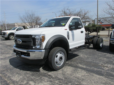 2018 F-550 Regular Cab DRW 4x4,  Cab Chassis #4793 - photo 21