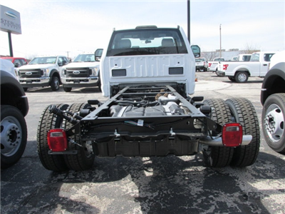 2018 F-550 Regular Cab DRW 4x4,  Cab Chassis #4793 - photo 2