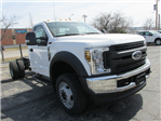 2018 F-550 Regular Cab DRW 4x4,  Cab Chassis #4793 - photo 4