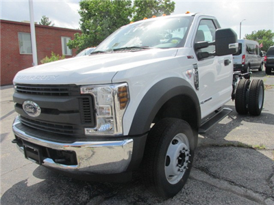 2018 F-450 Regular Cab DRW 4x2,  Cab Chassis #4819 - photo 20