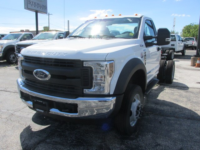 2018 F-450 Regular Cab DRW 4x2,  Cab Chassis #4820 - photo 1