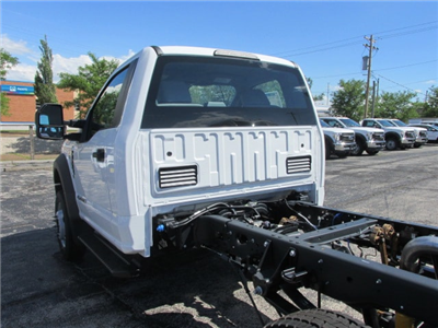 2018 F-450 Regular Cab DRW 4x2,  Cab Chassis #4820 - photo 10