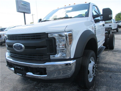 2018 F-450 Regular Cab DRW 4x2,  Cab Chassis #4820 - photo 21
