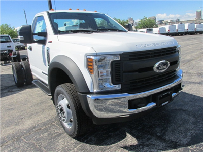 2018 F-450 Regular Cab DRW 4x2,  Cab Chassis #4820 - photo 4