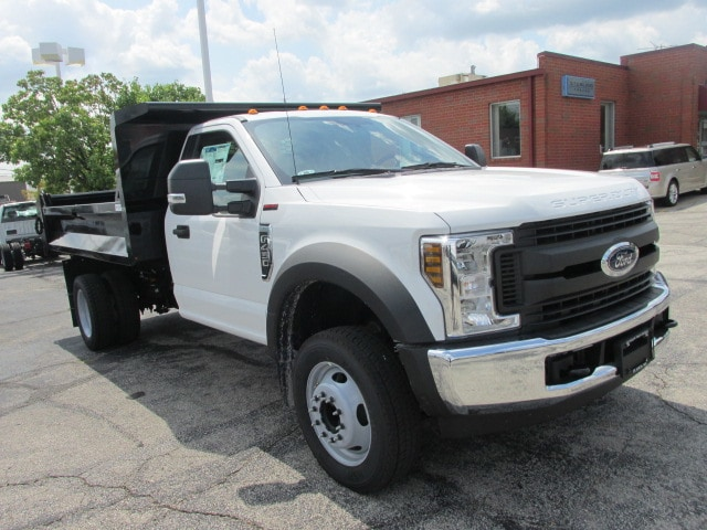 2018 F-450 Regular Cab DRW 4x2,  Knapheide Dump Body #4830 - photo 4