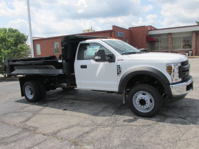 2018 F-450 Regular Cab DRW 4x2,  Knapheide Dump Body #4830 - photo 5