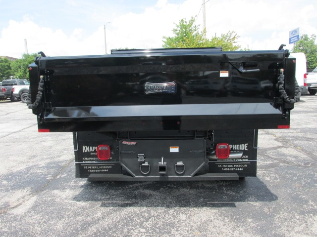 2018 F-450 Regular Cab DRW 4x2,  Knapheide Dump Body #4830 - photo 7