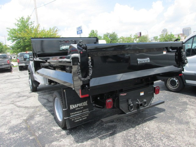 2018 F-450 Regular Cab DRW 4x2,  Knapheide Dump Body #4830 - photo 2