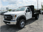2018 F-450 Regular Cab DRW 4x2,  Knapheide Dump Body #4830 - photo 1