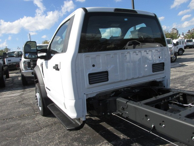 2019 F-550 Regular Cab DRW 4x4,  Cab Chassis #4859 - photo 10