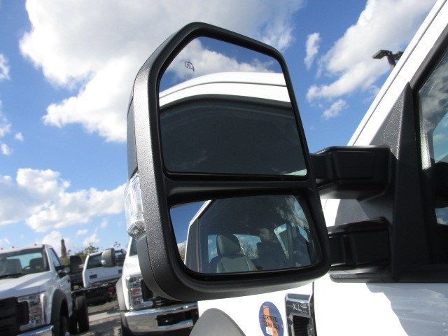 2019 F-550 Regular Cab DRW 4x4,  Cab Chassis #4859 - photo 12