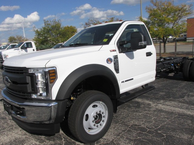 2019 F-550 Regular Cab DRW 4x4,  Cab Chassis #4859 - photo 19