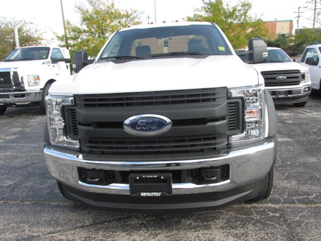 2019 F-550 Regular Cab DRW 4x4,  Cab Chassis #4859 - photo 3