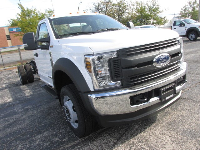 2019 F-550 Regular Cab DRW 4x4,  Cab Chassis #4859 - photo 4