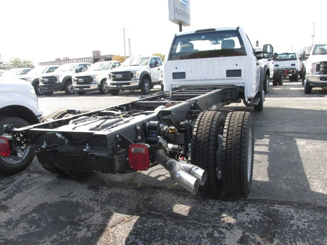 2019 F-550 Regular Cab DRW 4x4,  Cab Chassis #4859 - photo 2