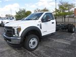 2019 F-550 Regular Cab DRW 4x4,  Cab Chassis #4859 - photo 1