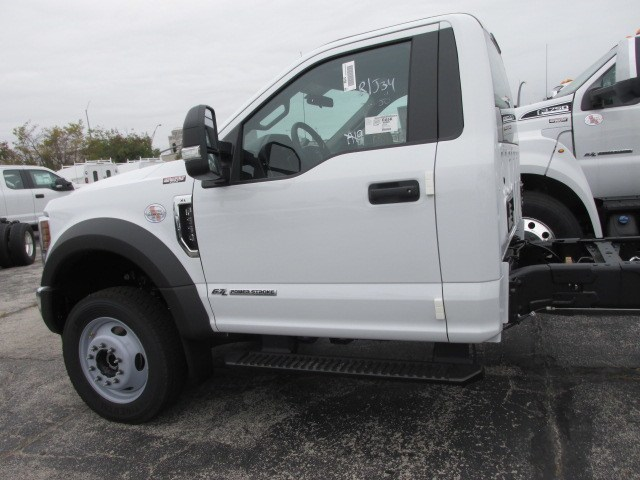 2019 F-550 Regular Cab DRW 4x4,  Cab Chassis #4860 - photo 11