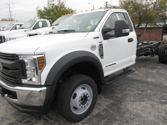 2019 F-550 Regular Cab DRW 4x4,  Cab Chassis #4860 - photo 23