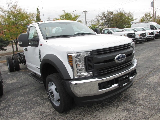 2019 F-550 Regular Cab DRW 4x4,  Cab Chassis #4860 - photo 4
