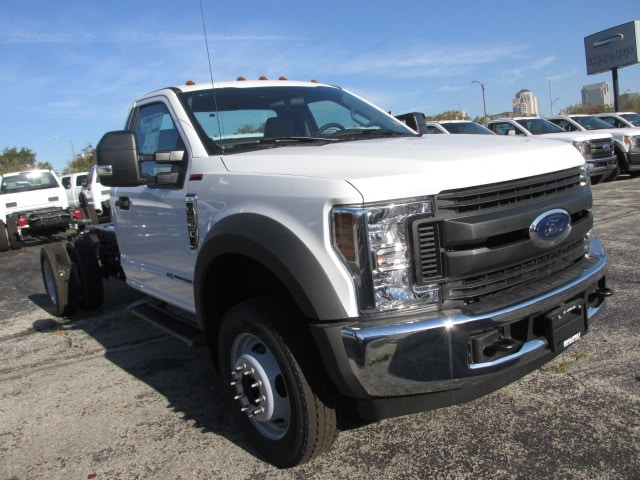 2019 F-550 Regular Cab DRW 4x2,  Cab Chassis #4862 - photo 4