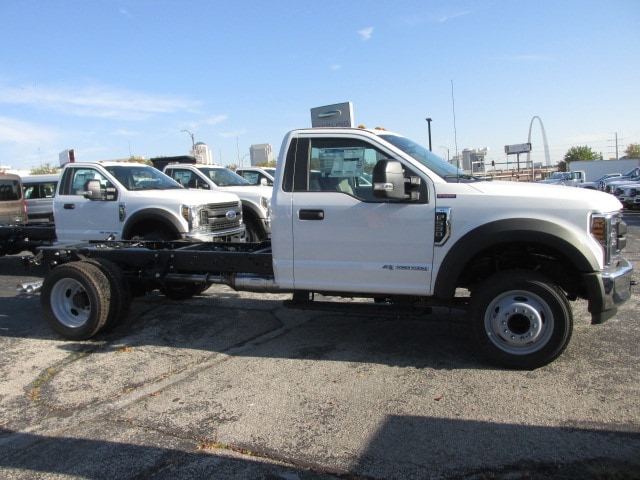 2019 F-550 Regular Cab DRW 4x2,  Cab Chassis #4862 - photo 5