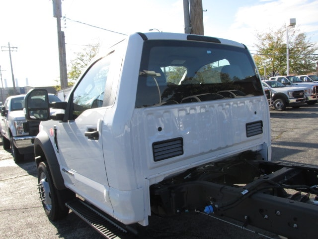 2019 F-550 Regular Cab DRW 4x2,  Cab Chassis #4862 - photo 9