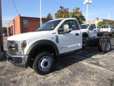 2019 F-550 Regular Cab DRW 4x2,  Cab Chassis #4862 - photo 1