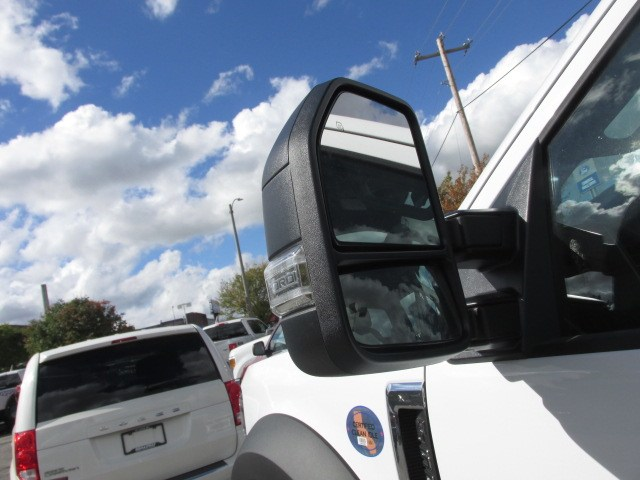 2019 F-550 Regular Cab DRW 4x4,  Cab Chassis #4867 - photo 11