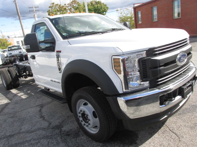 2019 F-550 Regular Cab DRW 4x4,  Cab Chassis #4867 - photo 4