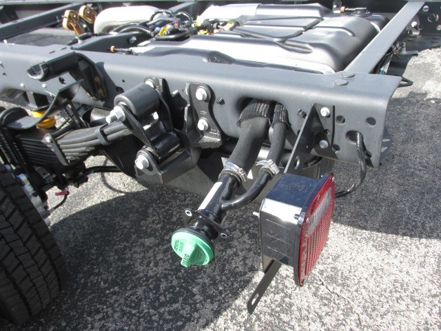 2019 F-550 Regular Cab DRW 4x4,  Cab Chassis #4867 - photo 8