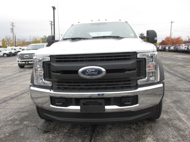 2019 F-450 Crew Cab DRW 4x4,  Cab Chassis #4869 - photo 3