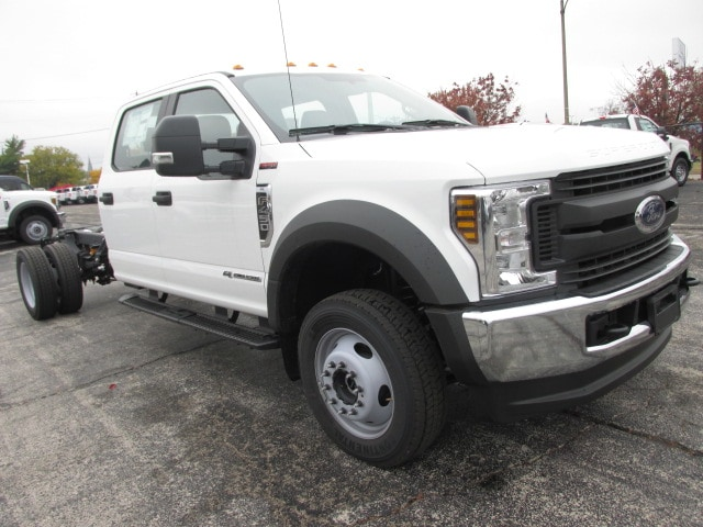 2019 F-450 Crew Cab DRW 4x4,  Cab Chassis #4869 - photo 4