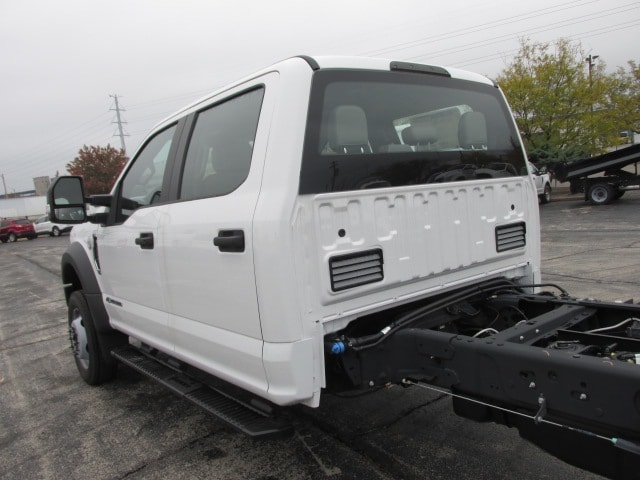 2019 F-450 Crew Cab DRW 4x4,  Cab Chassis #4869 - photo 8