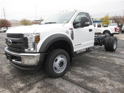2019 F-550 Regular Cab DRW 4x4,  Cab Chassis #4872 - photo 1