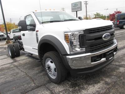 2019 F-550 Regular Cab DRW 4x4,  Cab Chassis #4872 - photo 4
