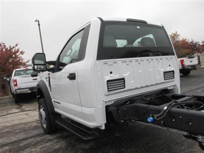 2019 F-550 Regular Cab DRW 4x4,  Cab Chassis #4872 - photo 9