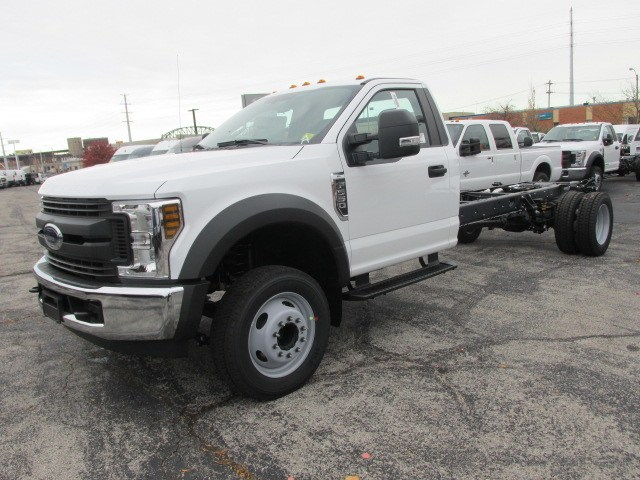 2019 F-550 Regular Cab DRW 4x4,  Cab Chassis #4875 - photo 1