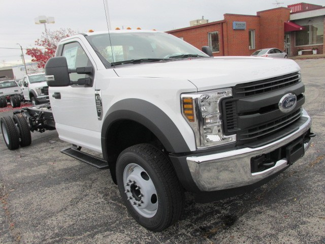 2019 F-550 Regular Cab DRW 4x4,  Cab Chassis #4875 - photo 4