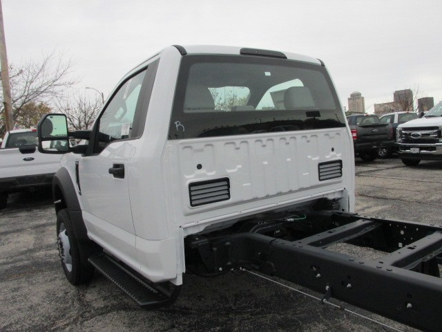 2019 F-550 Regular Cab DRW 4x4,  Cab Chassis #4875 - photo 9