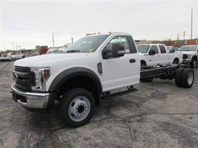 2019 F-550 Regular Cab DRW 4x4,  Cab Chassis #4875 - photo 19