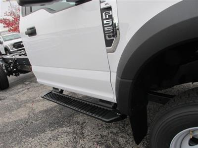 2019 F-550 Regular Cab DRW 4x4,  Cab Chassis #4875 - photo 6