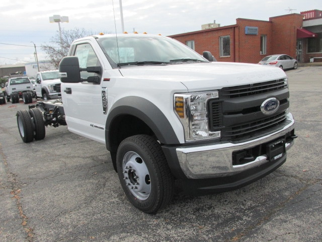 2019 F-450 Regular Cab DRW 4x4,  Cab Chassis #4878 - photo 5