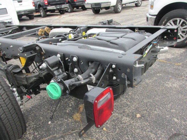 2019 F-450 Regular Cab DRW 4x4,  Cab Chassis #4878 - photo 8