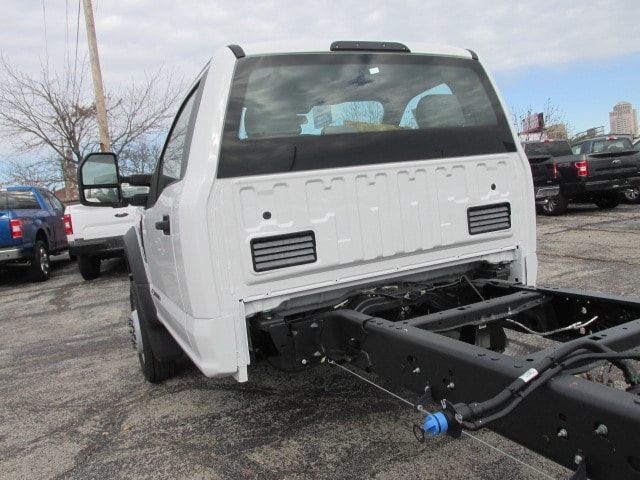 2019 F-450 Regular Cab DRW 4x4,  Cab Chassis #4878 - photo 10