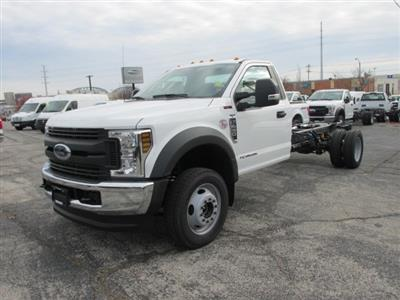 2019 F-450 Regular Cab DRW 4x4,  Cab Chassis #4878 - photo 3