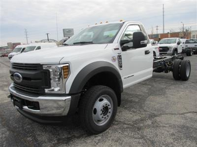 2019 F-450 Regular Cab DRW 4x4,  Cab Chassis #4878 - photo 1