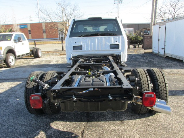 2019 F-550 Crew Cab DRW 4x4,  Cab Chassis #4896 - photo 6