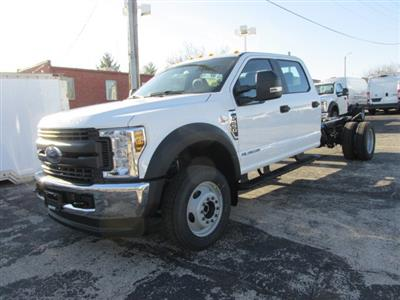 2019 F-550 Crew Cab DRW 4x4,  Cab Chassis #4896 - photo 1