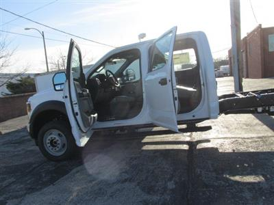 2019 F-550 Crew Cab DRW 4x4,  Cab Chassis #4896 - photo 10